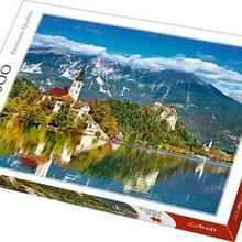 Trefl 500 ELEMENTÓW Bled, Slowenia 37259