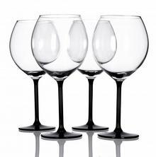 Royal Leerdam Kieliszki do czerwonego wina duże Onyx - zestaw 4 szt. 0103006404