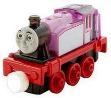 Mattel Tomek i Przyjaciele Lokomotywki ze światełkami, Rosie GXP-580709