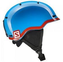 Salomon grom 2018 niebieski KASK GROM KS(49-53) BLUE/RED
