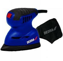 Dedra Szlifierka oscylacyjna DED7941) Delta 125W