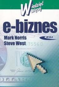 Norris Mark, West Steve E-biznes / wysyłka w 24h