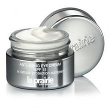 La Prairie Anti-Aging Eye Cream Interwencyjny krem przeciwzmarszczkowy pod oczy SPF 15 15ml