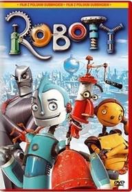 Roboty booklet DVD)