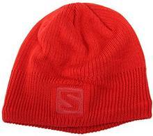 Salomon czapka, czerwony, jeden rozmiar L36685100