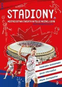 Stadiony Mistrzostwa świata w piłce nożnej 2018 Dwukropek