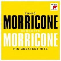Ennio Morricone conducts Morricone His Greatest Hits CD Morricone Ennio