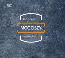 WAM Moc ciszy (audiobook CD) - Jan Konior