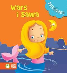 Zielona Sowa Bajeczkowo Wars i Sawa - Galuchowska Natalia