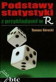 BTC Podstawy statystyki z przykładami w R - odbierz ZA DARMO w jednej z ponad 30 księgarń!
