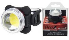 PROX Lampa przednia Alpha biała