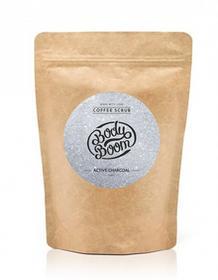 Body Boom Peeling kawowy Magiczny Węgiel 200g