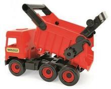 Wader Middle Truck Wywrotka Czerwona 43 Cm 32111 5900694321113