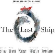 The Last Ship Original Broadway Cast Recording CD) Universal Music Group