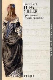 Ricordi Luisa Miller: Vocal Score