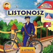 Astrum Listonosz Poznajemy zawody + CD - Lech Tkaczyk
