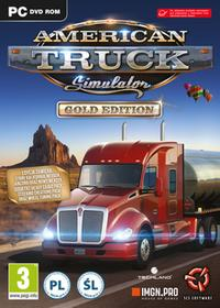 American Truck Simulator Gold Edition (PC)