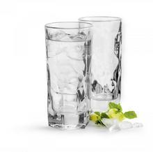 Sagaform Komplet wysokich szklanek do drinków 2 szt.