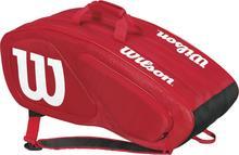 Wilson Team II 12 Pack Bag - red WRZ857612
