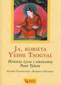 Ja, kobieta Yeshe Tsogyal - ManiBooks
