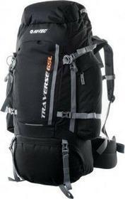 Hi-Tec Plecak TRAVERSE 65L BLACK 5901979151678