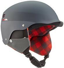Alpina kask narciarski dziecięcy Spam Cap, czarny, 51-54 9064131
