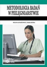 Wydawnictwo Lekarskie PZWL Metodologia badań w pielęgniarstwie - Wydawnictwo Lekarskie PZWL