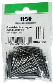 Grene boazeryjne stalowe 1 8 x 30 mm 70 g