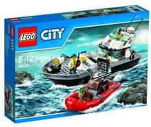 LEGO City Policyjna łódź patrolowa 60129