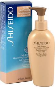 Shiseido Suncare Daily Bronze, brązująca emulsja do twarzy i ciała, 150 ml