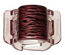 Linziclip Midi Tiger Red-Pearl-Clear Klamra do włosów