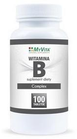 PRONESS Witamina B Complex 100 tabl. - Proness