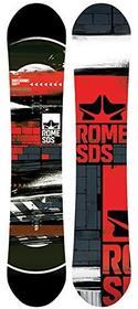Rome Mechanic Snowboard 2018, 156 B06WVJS6PP