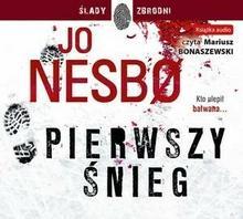 Dolnośląskie Pierwszy śnieg (audiobook CD) - Jo Nesbo
