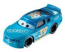 Mattel CARS 3 Buck Bearingly Vehicle