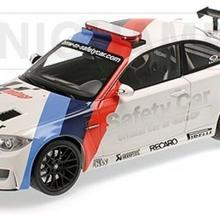 Minichamps BMW 1er M Coupe 2011 Safety 110020040