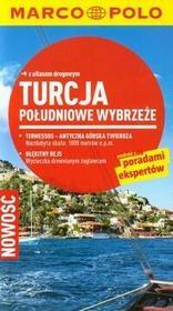 Daunpol Turcja Południowe wybrzeże Przewodnik z atlasem - Zaptcioglu Dilek, Gottschlich Jurgen