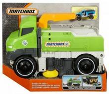 Mattel Matchbox, Zamiatarka samochodzików