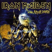 Live After Death Iron Maiden