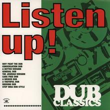 King Tubby Listen Up ! - Dub Classics. Winyl King Tubby