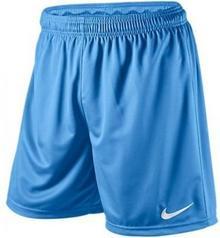 Nike Spodenki piłkarskie Park Knit Short Junior 448263-412 448263-412 S 448263-412 S
