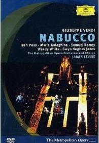 The Metropolitan Opera Orchestra Verdi Nabucco DVD)