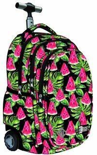 St. Majewski Plecak na kółkach TB1 Watermelon