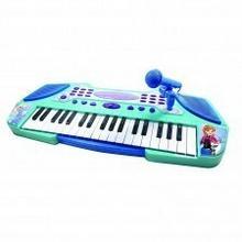 Lexibook FROZEN Kraina Lodu Pianinko Organki Mikrofon Karaoke Dzieci