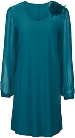 Bonprix Sukienka niebieskozielony morski