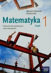 Nowa EraMatematyka 1 Podręcznik wieloletni