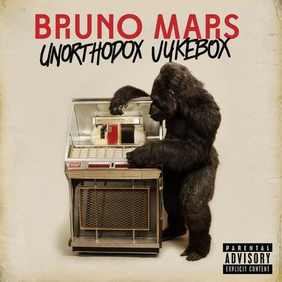 Unorthodox Jukebox CD Bruno Mars