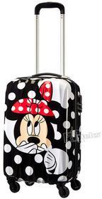 American Tourister Disney Legends Minnie Dots mała walizka podróżna kabinowa - Minnie Dot