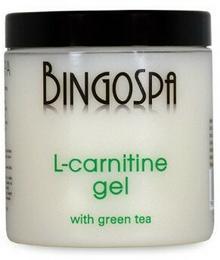 BingoSpa L-karnityna w żelu Zielona herbata - L-Carnitine Gel Green Tea L-karnityna w żelu Zielona herbata - L-Carnitine Gel Green Tea