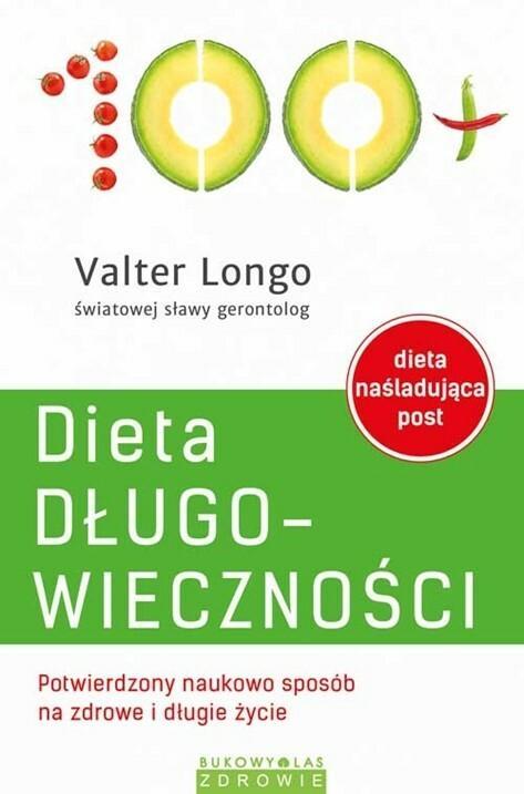 Valter Longo Dieta długowieczności